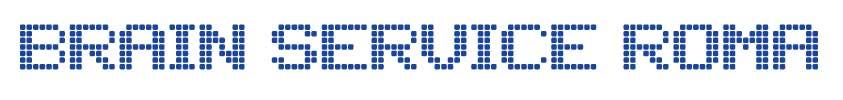 Logo Brain Service di Roma